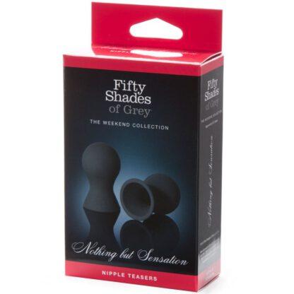 Fifty Shades of Grey Nothing But Sensation Sugekopper for brystvorter