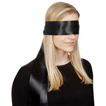 Sinful Deluxe Sateng Blindfold