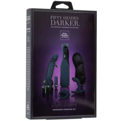 Fifty Shades Darker Dark Desire Advanced Par Sett